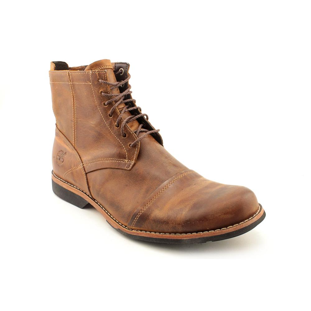 """Timberland Earthkeepers City 6"""" Men Round Toe Leather Boot by Timberland Earthkeepers"""