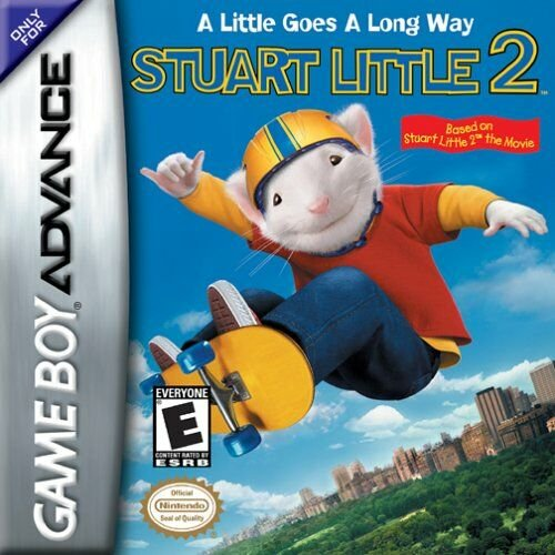 Stuart Little 2 Nintendo Gameboy Advance Gba Refurbished Walmart Com Walmart Com
