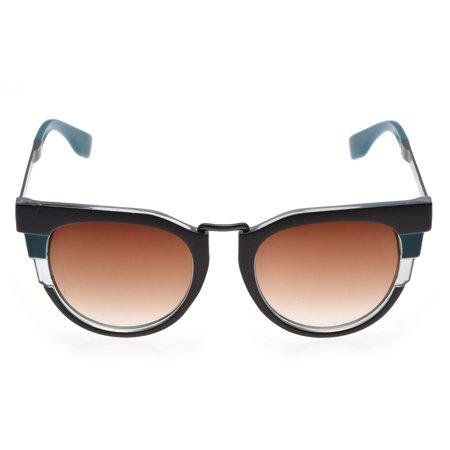KroO Womens Stylish Fashion Cat Eye Sunglasses
