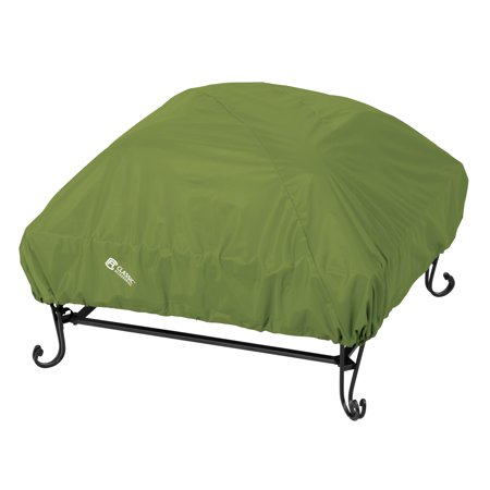 Classic Accessories SODO™ Plus Square Fire Pit Cover - Tough and Weather Resistant Patio Cover (55-957-011901-EC)