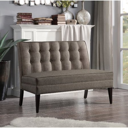 Charlton Home Hicks Settee Loveseat