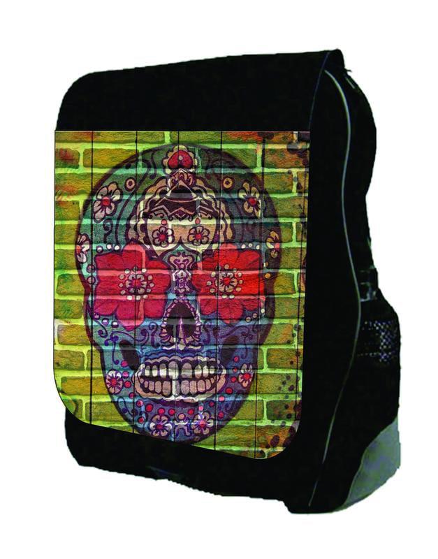 Sugar Skull Design Backpack