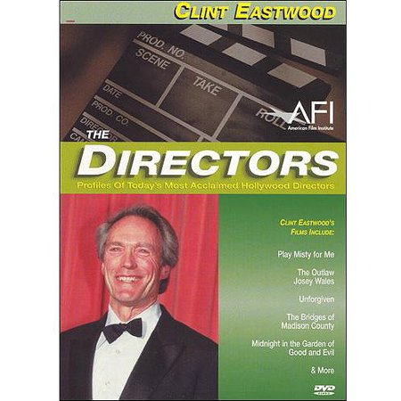 Directors: Clint Eastwood - Movie Director Clapboard