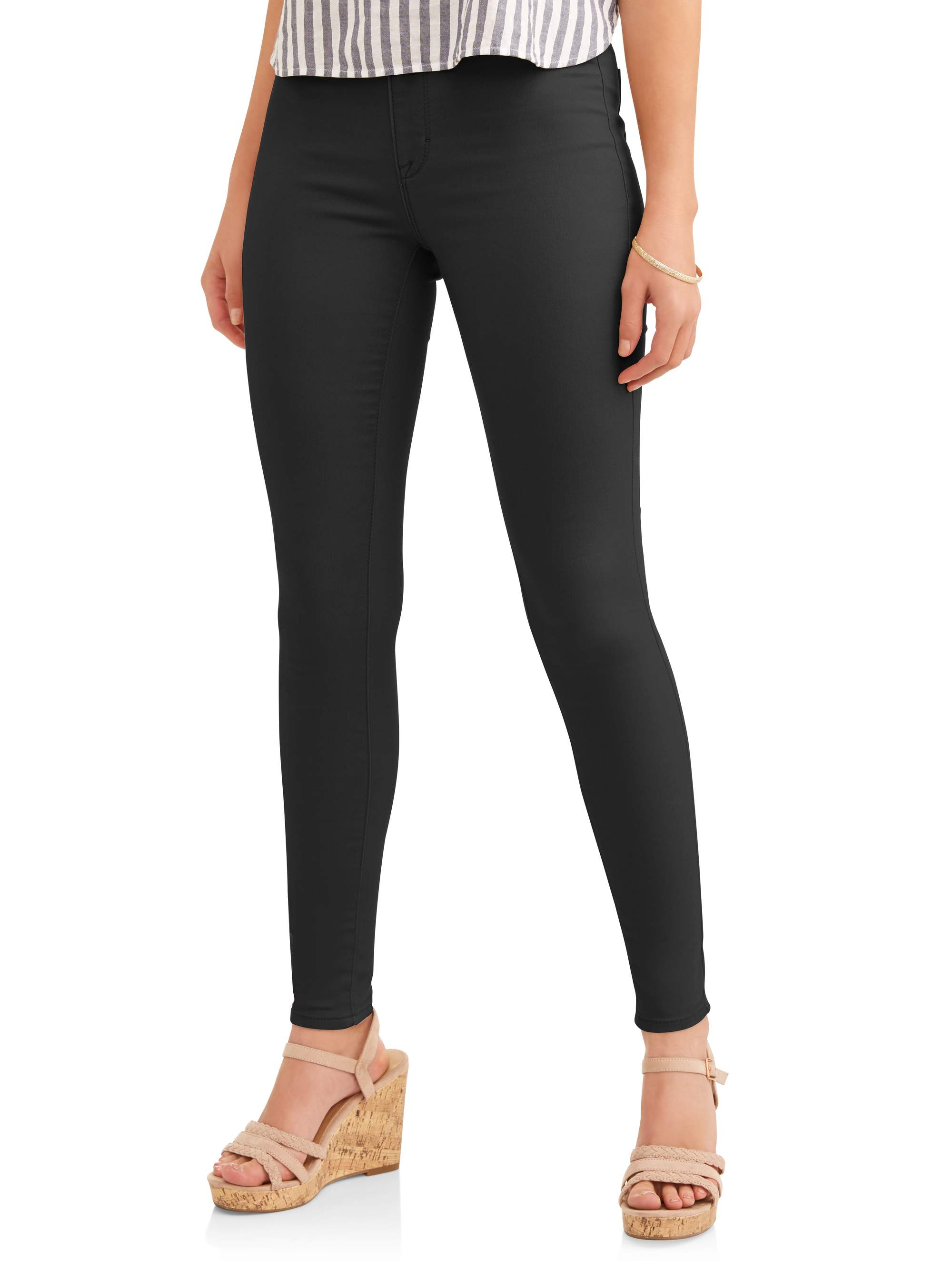 Time and Tru Women's Sculpted Jegging