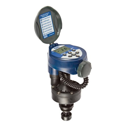 DIG RBC-MVA - Single Station battery operated Irrigation Controller / Timer with Manual Valve Actuator for 3/4