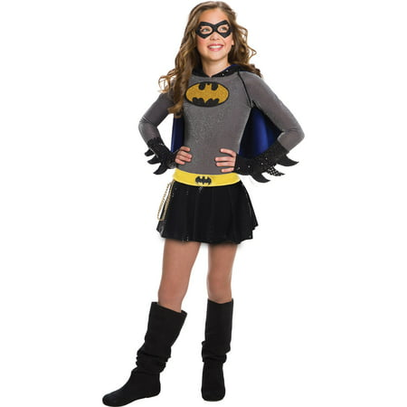 Girls Batgirl Costume - Batgirl Costumes For Girls