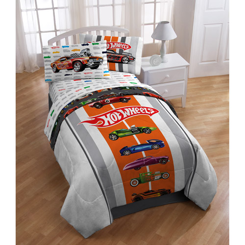 Hot Wheels Comforter, Twin/Full