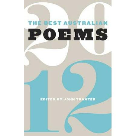 The Best Australian Poems 2012 - eBook