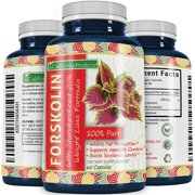 Best Forskolin Supplements - California Products Forskolin Weight Loss Supplement - Natural Review