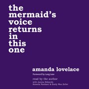 the mermaid's voice returns in this one - Audiobook