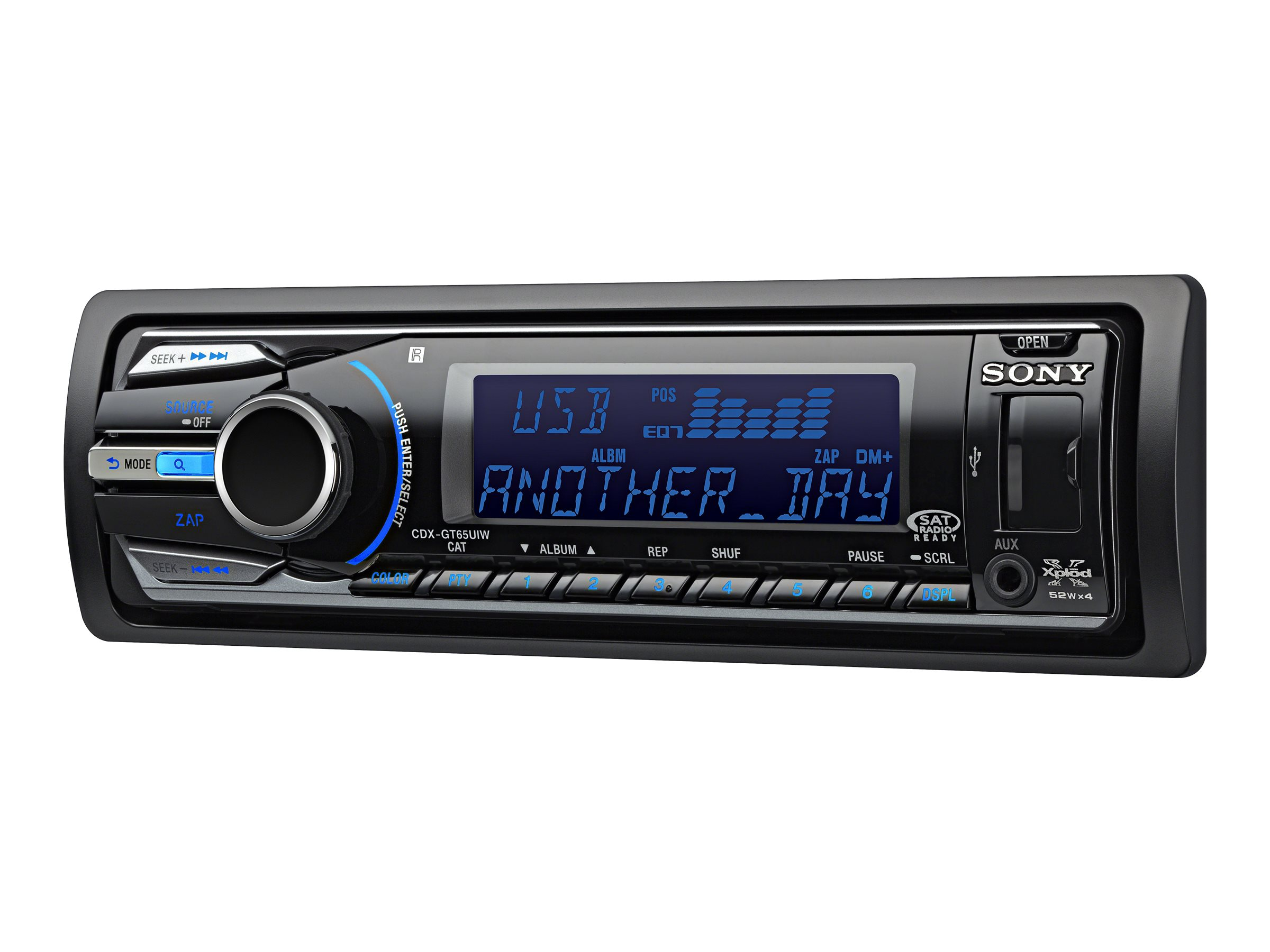 Sony Xplod Cd Player Wiring Data Diagram Wire Car Stereo Cdx Gt65uiw Receiver With Usb 1 And Dynamic