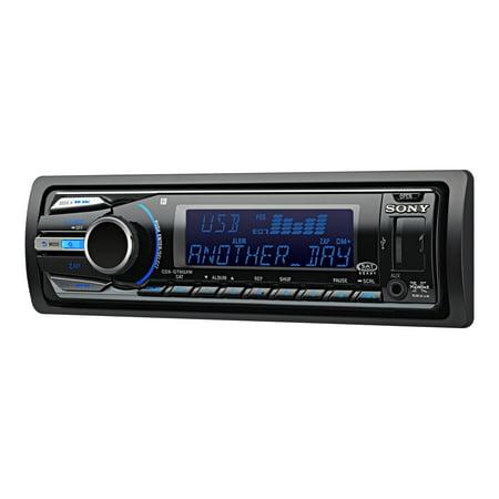 Wspaniały Sony Xplod CDX-GT65UIW Car CD Receiver with USB 1-Wire and Dynamic KV29