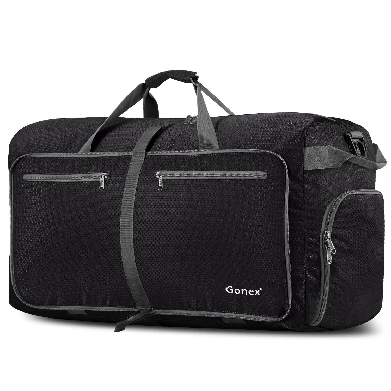 Travel Duffel Bag Waterproof Fashion Lightweight Large Capacity Portable Luggage Bag Space Stars Kids Animals