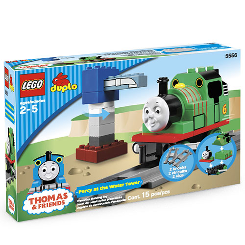 LEGO Thomas & Friends: Percy at the Water Tower