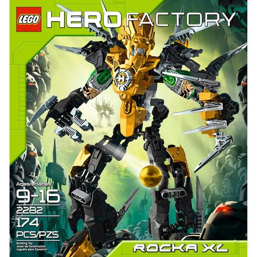 lego hero factory rocka xl walmartcom