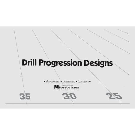 Arrangers Superstar (Drill Design 83) Marching Band Level 3 Arranged by Larry Kerchner