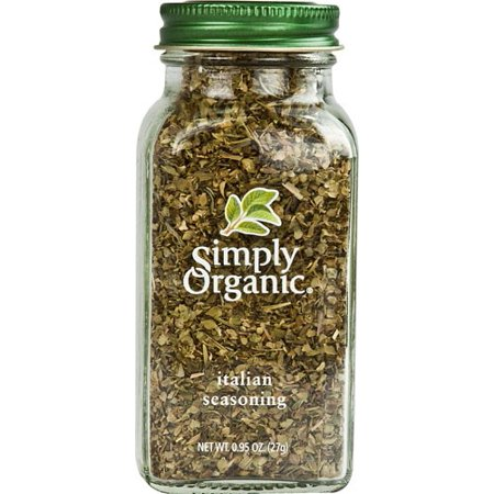 Simply Organic Organic Italian Seasoning, 0.95 Oz