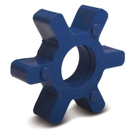L075 Urethane Jaw Coupling Insert, Rated Torque: 135 in.-lb., Max. RPM: 11, 000