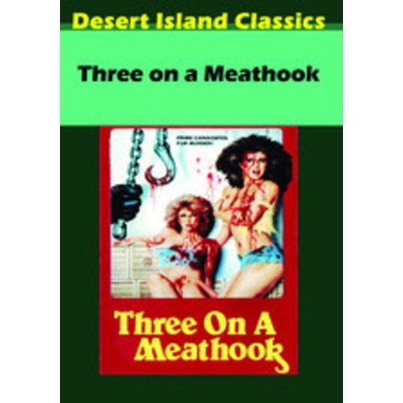 Three on a Meathook (DVD) - Films On Halloween