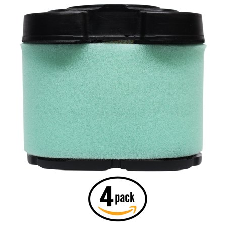 4-Pack Replacement Simplicity 5900684 Zt3000 Series W 50In Mower Exp Air Filter Cartridge - Compatible Simplicity 792105 Filter