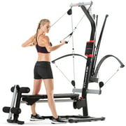 Bowflex PR1000 Home Gym with 25+ Exercises and 200 lbs. Power Rod Resistance by Nautilus