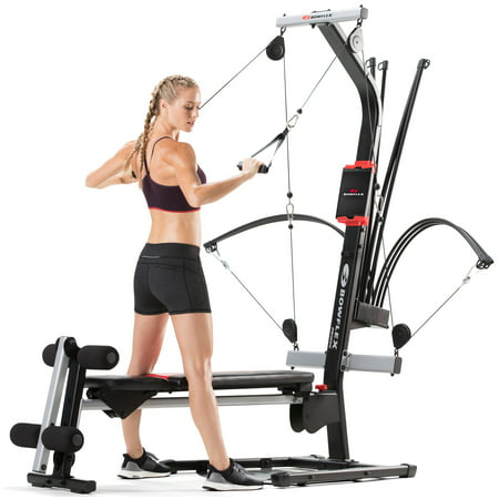 Bowflex PR1000 Home Gym with 25+ Exercises and 200 lbs. Power Rod (Bowflex Pr3000 Home Gym Best Price)