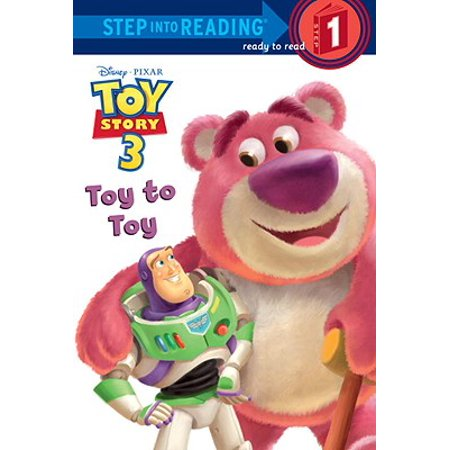 Ken Toy Story 3 (Step Into Reading - Level 1 - Quality: Toy to Toy (Disney/Pixar Toy Story 3))