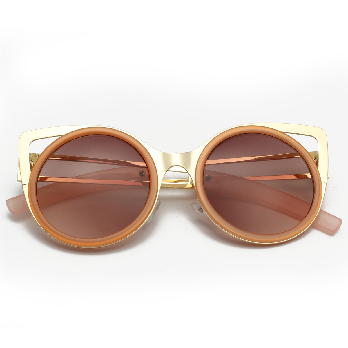 a45fe72e4e8 Fashion New Women Retro Vintage Shades Oversized Designer Cat Eye Sunglasses  US - Walmart.com