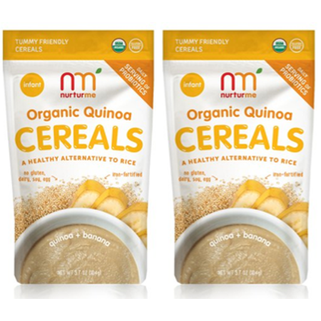 how to make quinoa cereal for baby