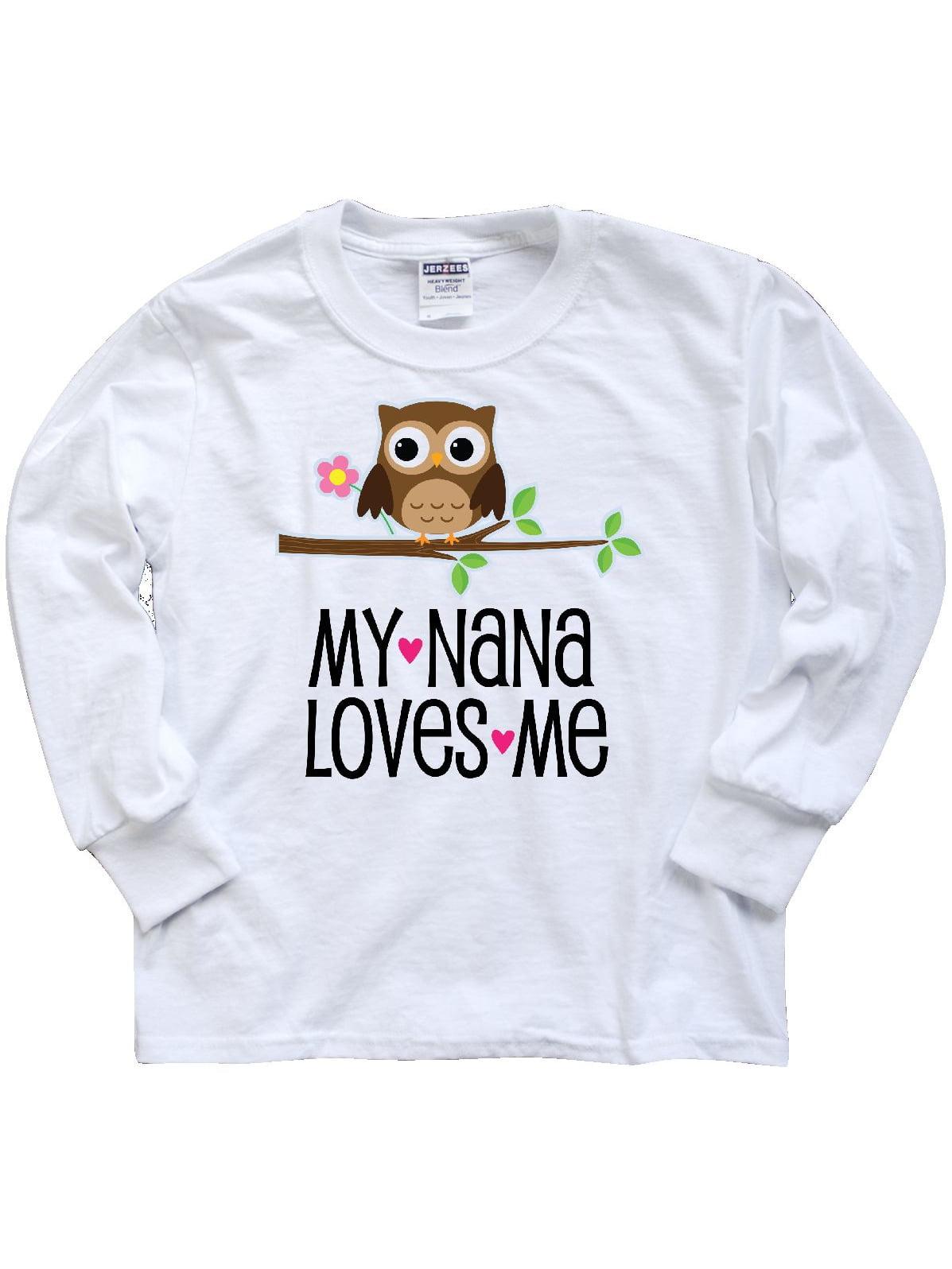 inktastic Worlds Best Nana Toddler T-Shirt