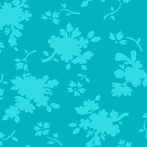"Springs Creative Rosalinda Silhouette 43"" wide Fabric by the Yard"