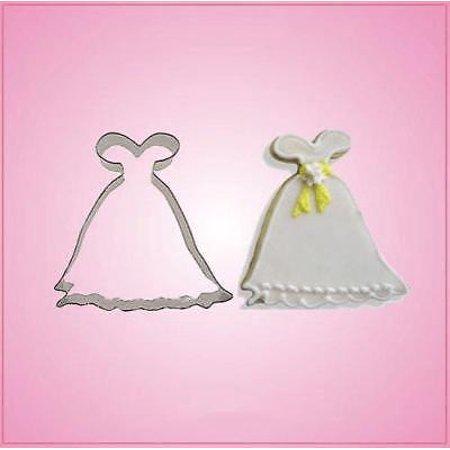 Princess Gown Dress Cookie Cutter - Cheap Renaissance Dress