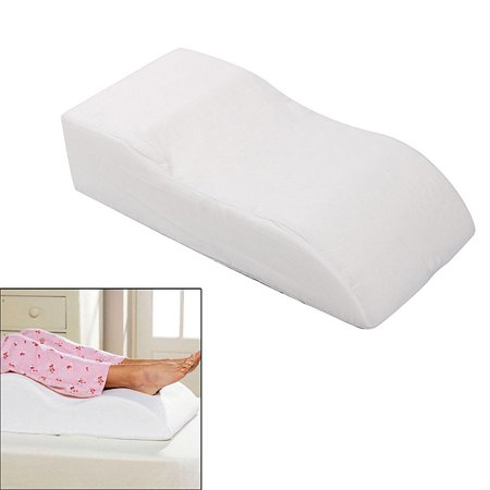 Mrosaa High Density Memory Foam Leg Foot Rest Pillow