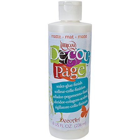 Deco Point - DECO ART DS10645 DECOART DECOUPAGE GLUE MATTE 8OZ