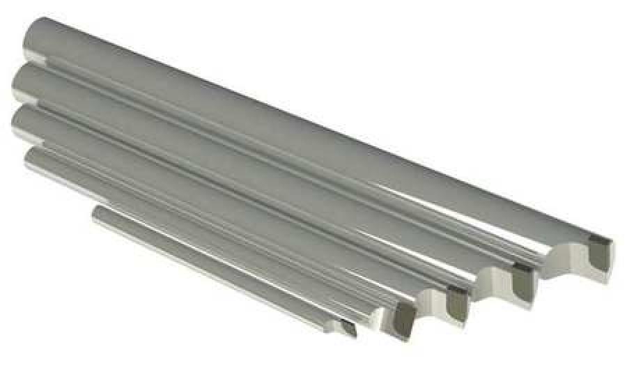 "USA Micro100 # BB-3601000 .360 x 1.000/"" Max Bore Solid Carbide Boring Bar Tool"