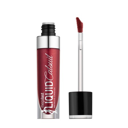 wet n wild Megalast Liquid Catsuit Metallic Lipstick, - Wet N Wild Halloween