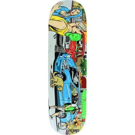 Almost Skateboards Yuri Facchini Augmented Reality Skateboard Deck Resin-7 - 8.125