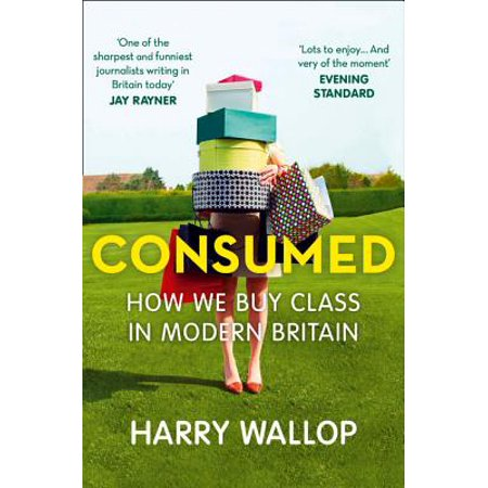 Consumed: How We Buy Class in Modern Britain -