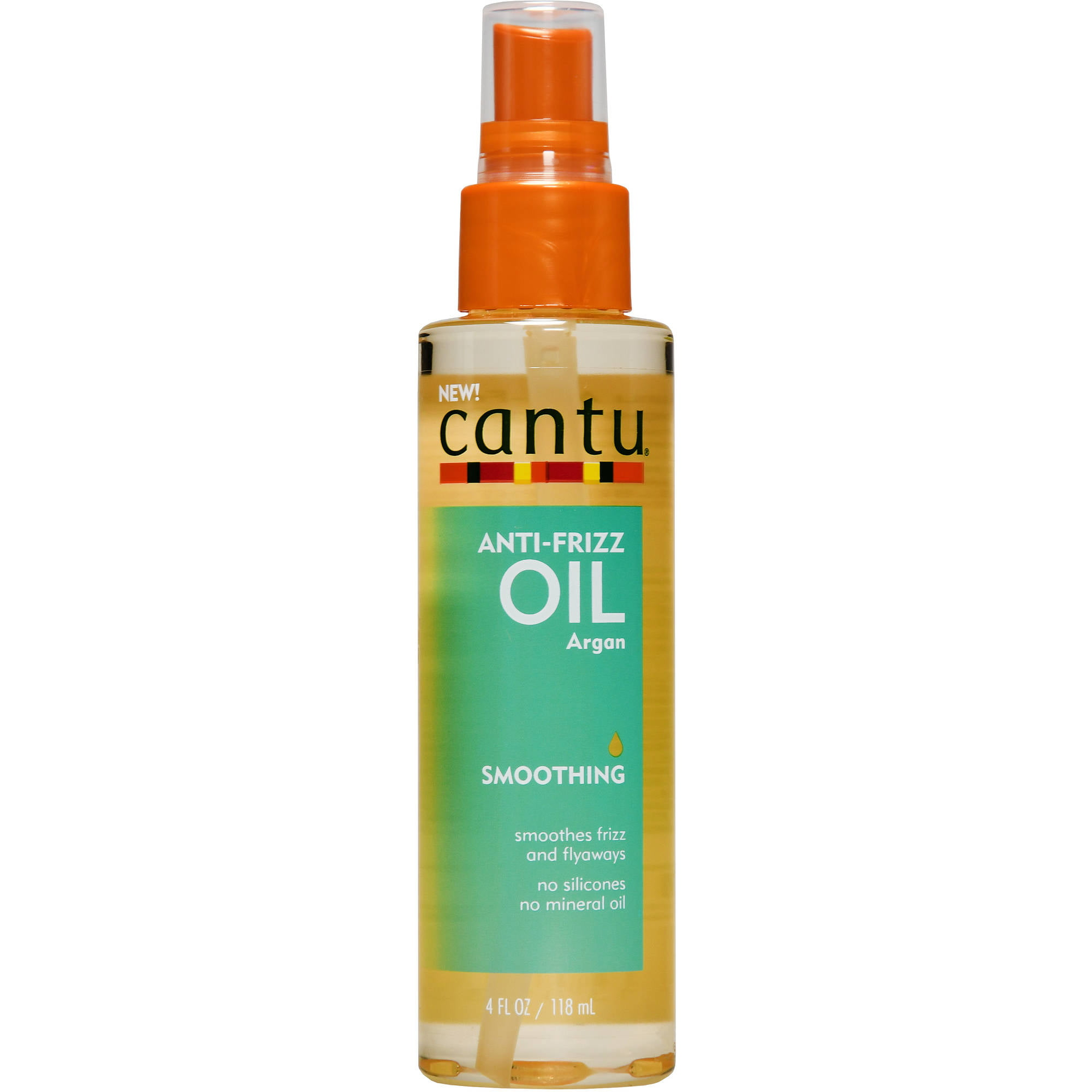 Voorkeur Cantu Anti Frizz Smoothing Oil, 4 oz - Walmart.com #BF07