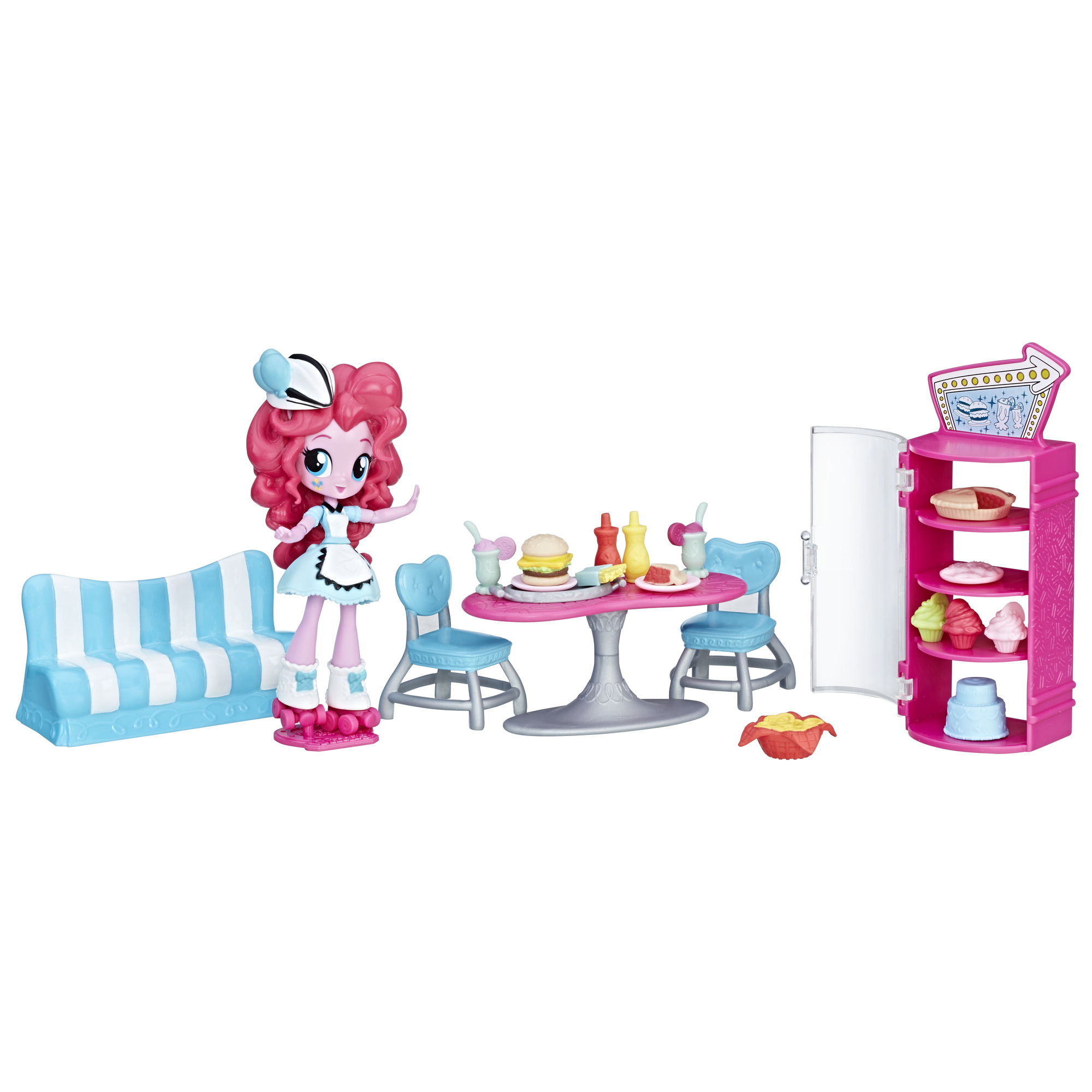 My Little Pony Equestria Girls Pinkie Pie Sweet Snacks Café