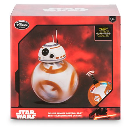 Star Wars Remote Control Deluxe BB-8 - Star Wars: The Force Awakens - Star Wars Remote Control