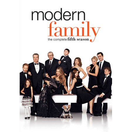 Modern Family: The Complete Fifth Season (DVD) (Modern Family Season 3 Dvd)