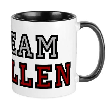 f56b2e40ed6 CafePress - Team Cullen Mug - Unique Coffee Mug