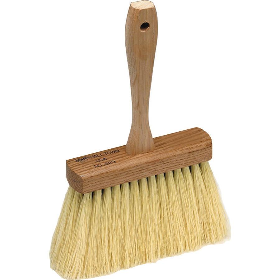 "Marshalltown 829 6-1/2"" L x 1-3/4"" W Tampico Fiber Masonry Brush"