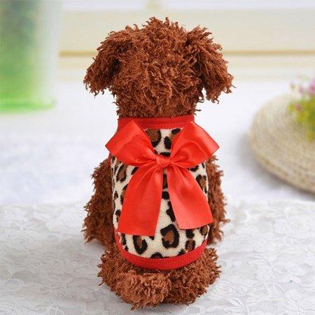 XXXS XXS XS Teacup Dog Clothes Pet Hoodie Winter Coat for Cat Small Dog