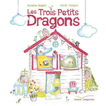 Les trois petits dragons - eBook