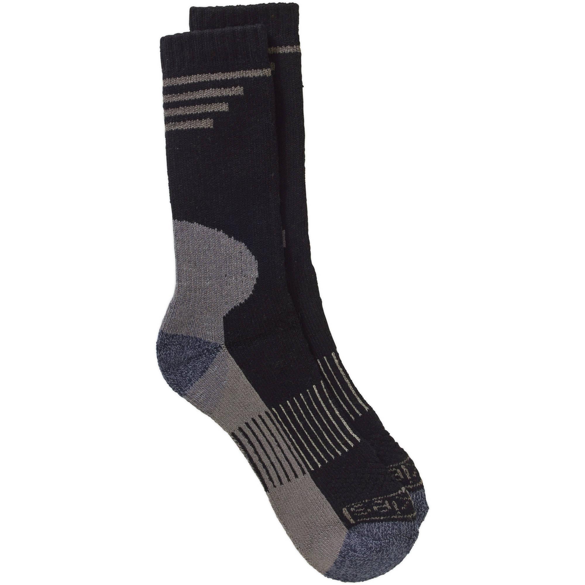 Dickies Men's All Season Cotton Crew Sock, 1 Pack