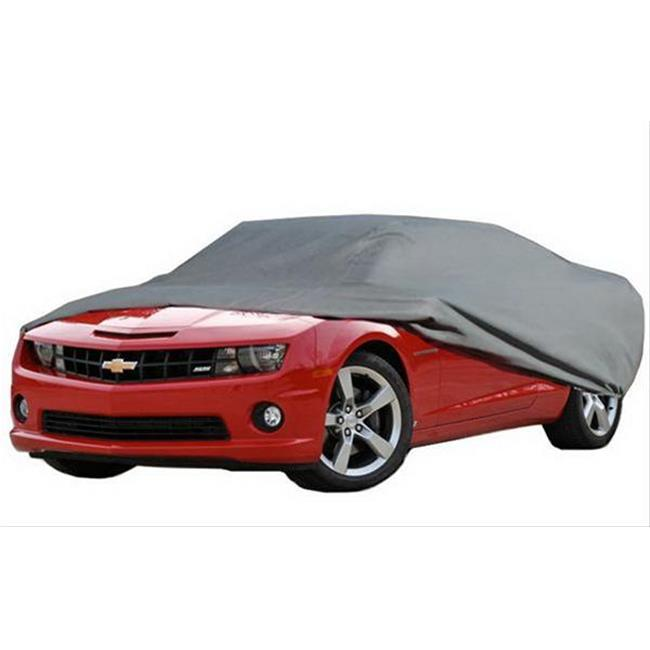 Rampage 1400 2010-2014 Chevrolet Camaro Universal Car Cover - Gray