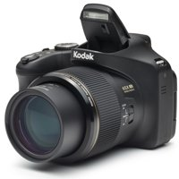 KODAK PIXPRO AZ652 Astro Zoom CMOS Bridge Digital Camera w/EVF - 20MP 65X FHD Wi-Fi (Black)