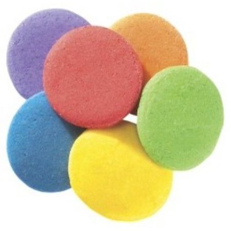 Cupcake Sprinkles (Bright Jumbo Round Quins - Edible Cupcake & Cake Sprinkles - 2.6 oz - National Cake)